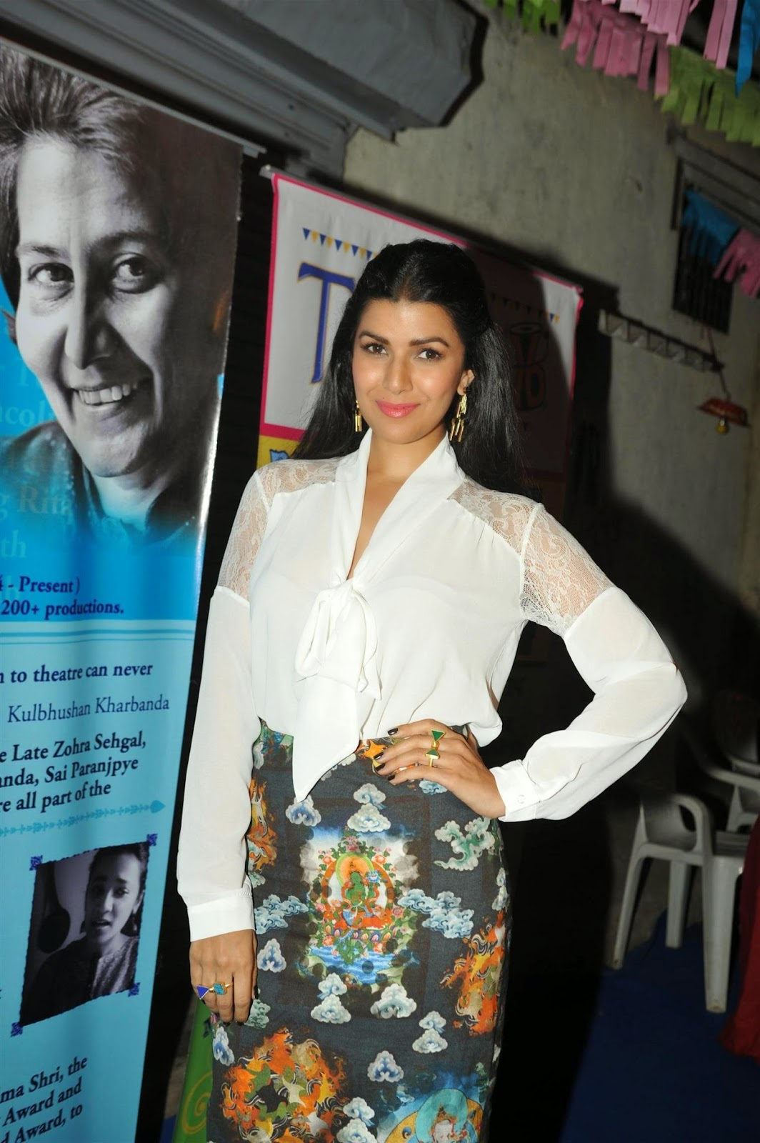 Nimrat Kaur at Thespo 16 Awards 2014 Event Hot Stills