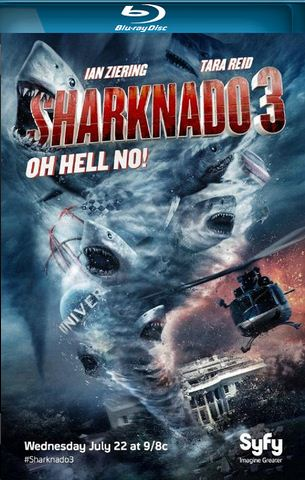 Sharknado 3 Oh Hell No (2015) BluRay Download