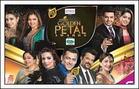 (31st-Dec-12) Golden Petal Awards [Main Event ]
