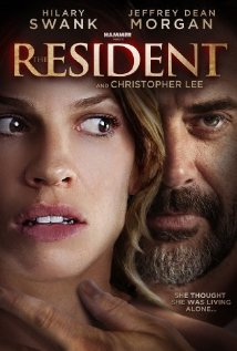 The Resident (2011) Bluray 720p 450MB