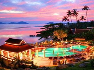ที่พักเกาะสมุย