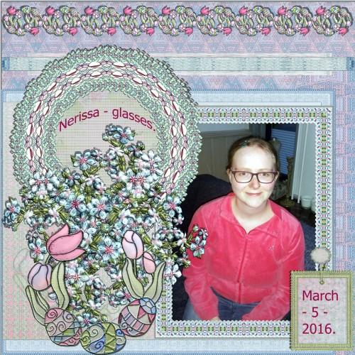 March - 5- 2016 - Nerissa - glasses