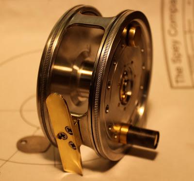 custom made spey reels