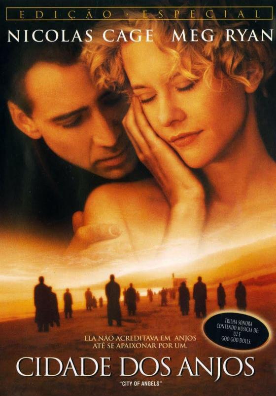 Cidade dos Anjos Torrent - Blu-ray Rip 720p e 1080p Dual Áudio (1998)