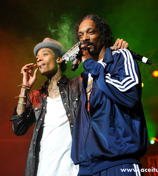 wiz khalifa and snoop dog friendship
