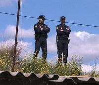 ver policias en accion de la sexta