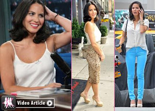 Olivia Munn's Rockin' Good Time on 'Late Night with Jimmy Fallon' » Gossip | Olivia Munn