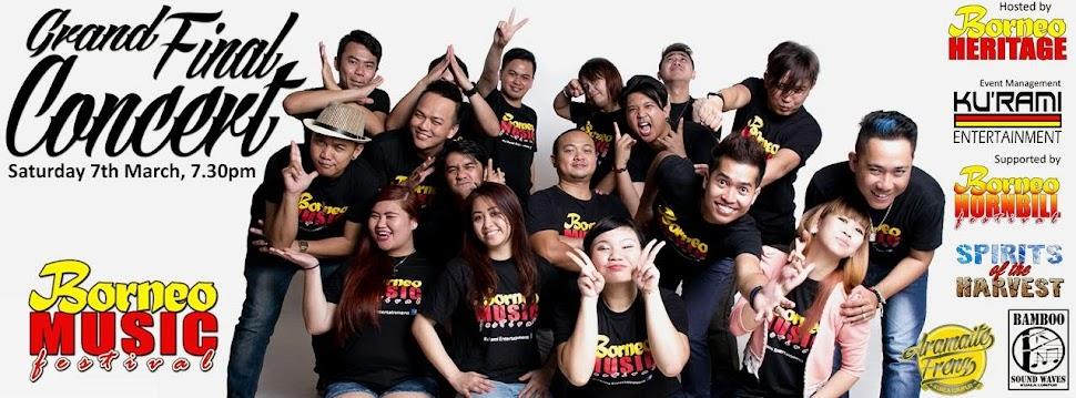 Borneo Music Festival