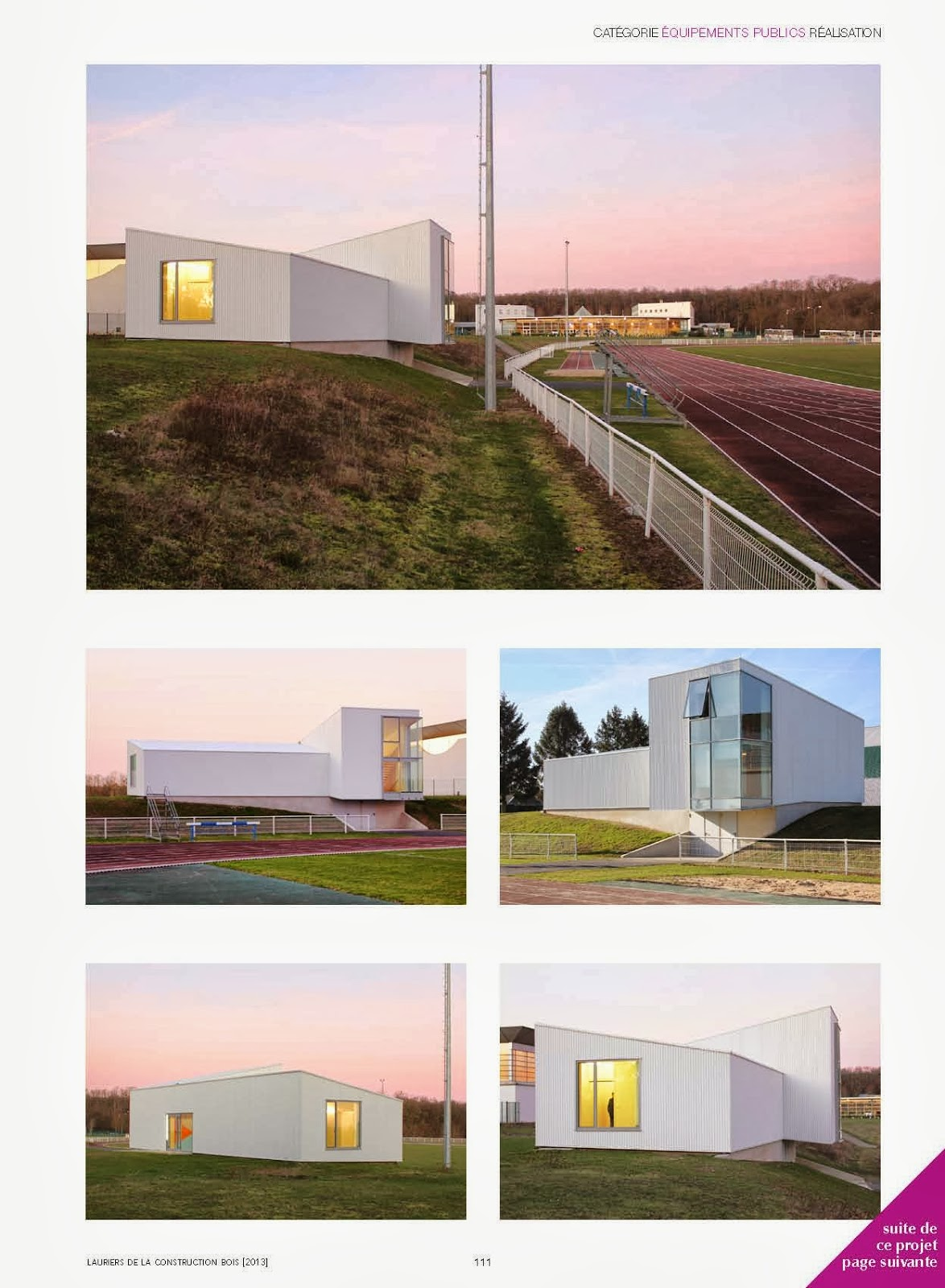 Owa agence d 39 architecture lauriers de la construction for Agence d architecture