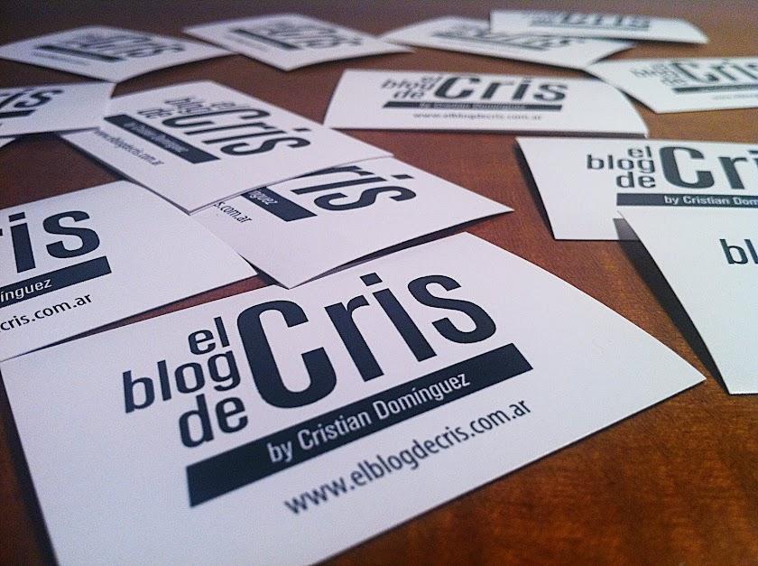 El blog de Cris