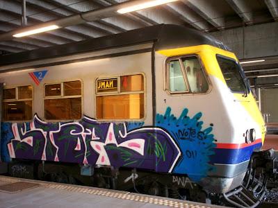 graffiti stops