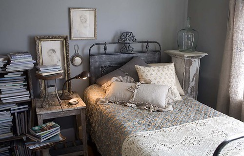 Sight for Sore Eyes Shabby Chic Bedrooms | I Heart Shabby Chic