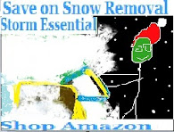 Shop Amazon - Save on Snow Removal - Storm Essentials