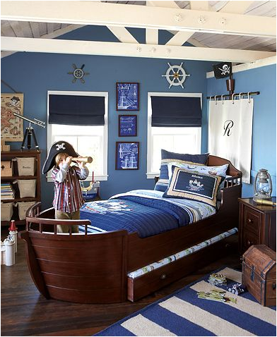 Young Boys Bedroom Themes | Room Design Inspirations