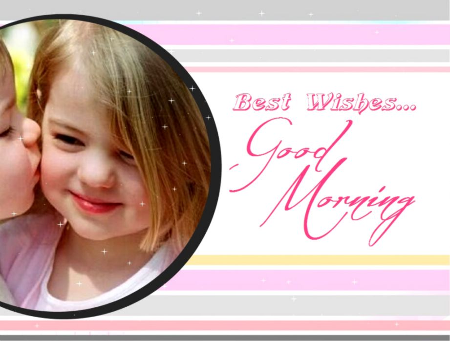 Baby Good Morning Wallpaper Best Wallpapers Hd Collection
