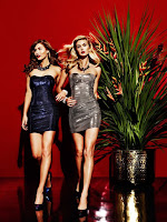 Guess Holiday 2015 Campaign