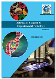 <b><b>Supporting Journals</b></b><br><br><b>Journal of Clinical &amp; Experimental Pathology</b>
