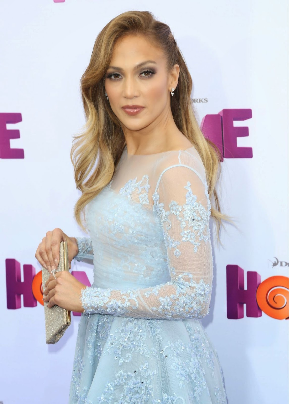Singer, Actress @ Jennifer Lopez at Home Premiere in Westwood