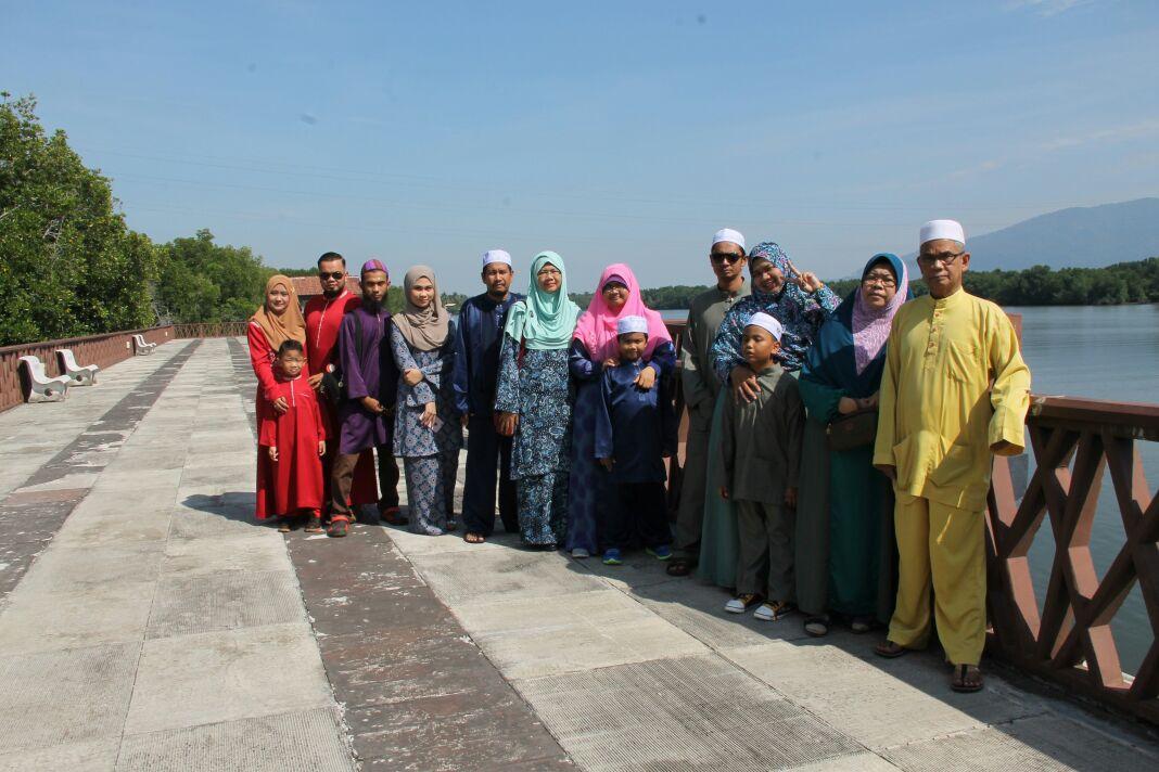 Keluarga Besar Hj Mohd Rejab