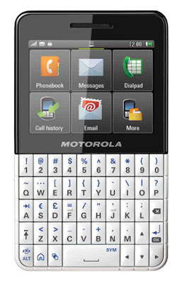 Motorola EX119, Harga Motorola EX119, Spesifikasi Motorola EX119