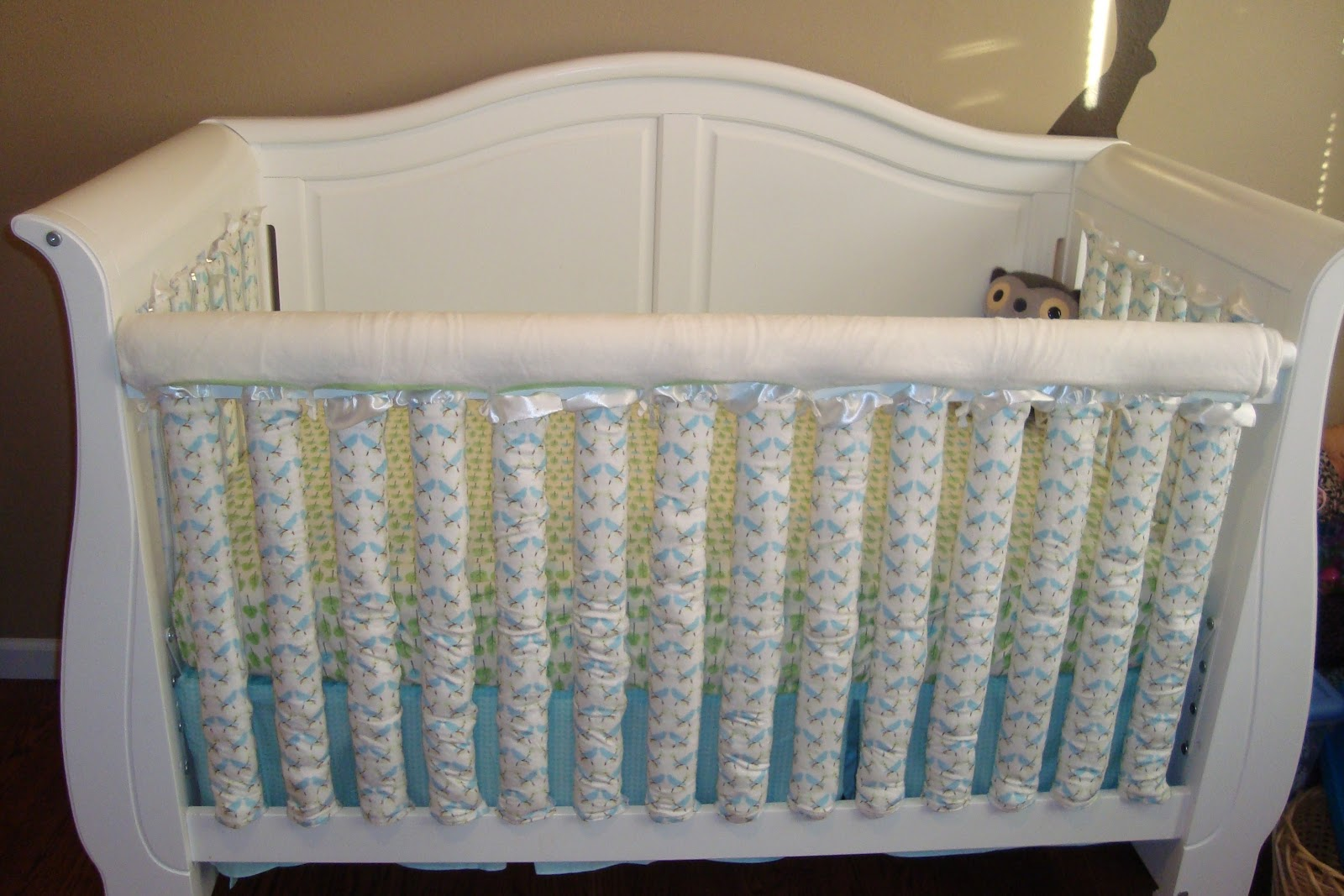 crib bumpers unsafe baby crib design inspiration
