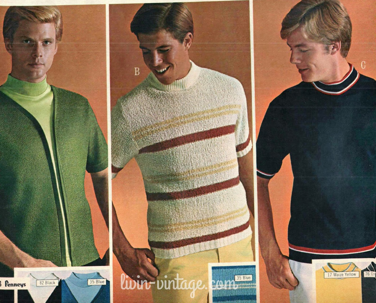 1960s Fashion: Men & Boys | Clothing Trends, Styles & Pictures