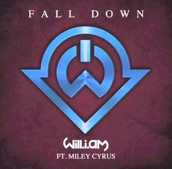 Will.i.am ft Miley Cyrus - Fall Down - traduzione testo video download