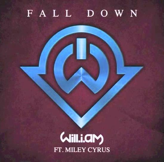 Will.i.am ft Miley Cyrus - Fall Down - traduzione testo video download