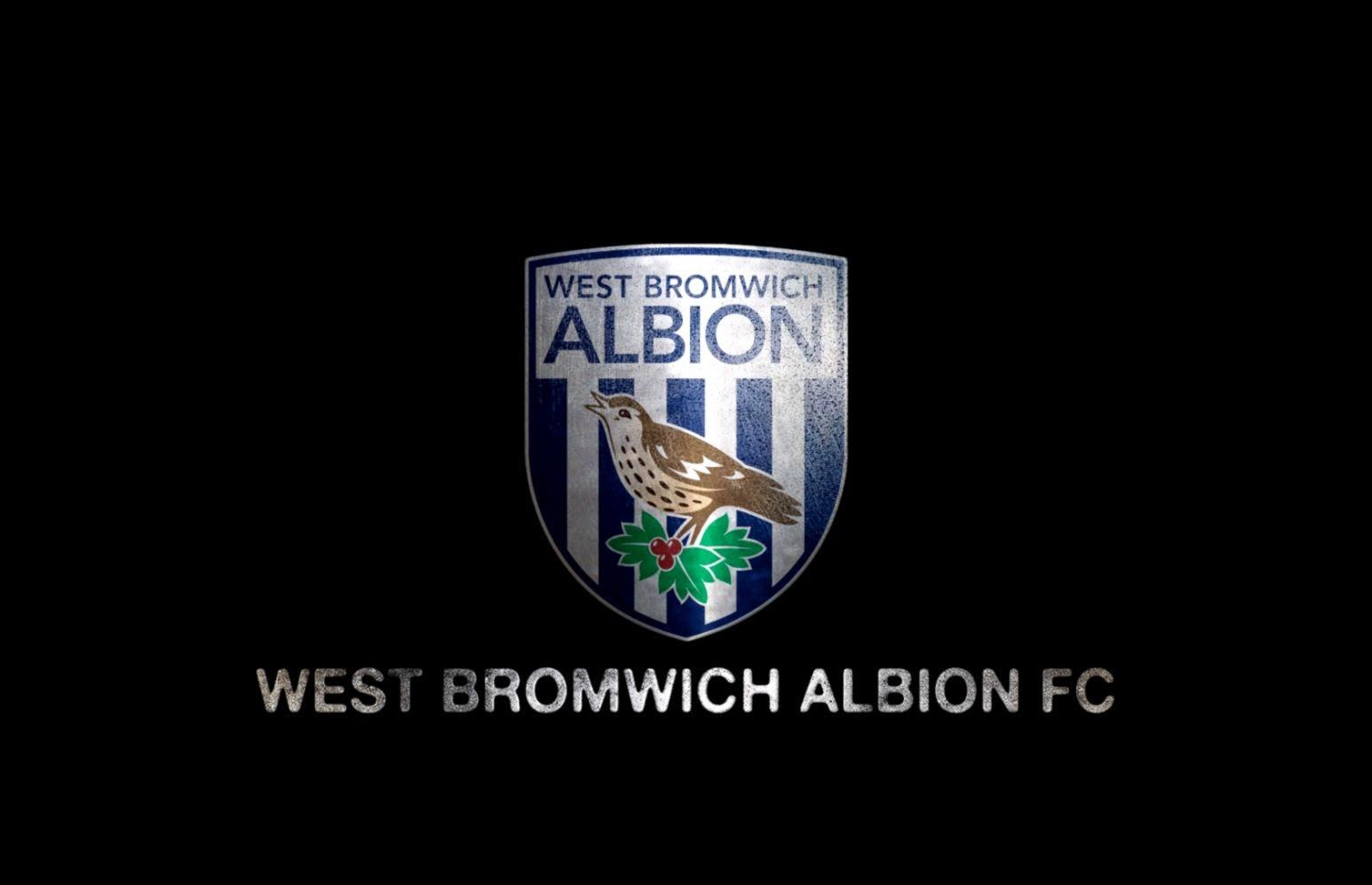 West Bromwich Albion Logo Sport Hd Wallpaper Desktop