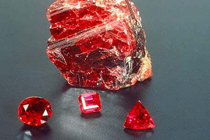 Batu Cincin Merah Delima