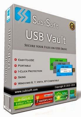 USB Vault 1.1 Crack   KaranPC4u