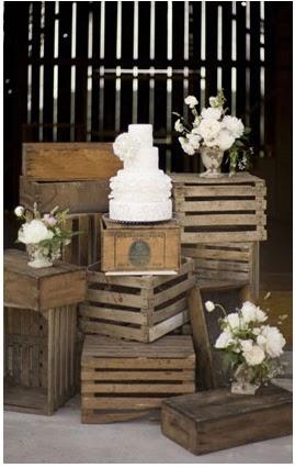 A107d asdemiboda inspiraci n r stica cajas de madera - Decoracion bodegas rusticas ...