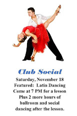 Latin Dance at Dance Zone Marquette Nov. 18