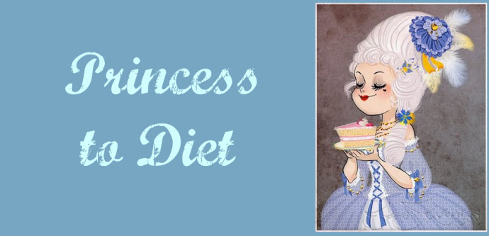 Princess to diet...