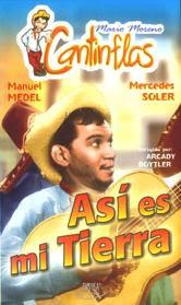 descargar Cantinflas: Asi es mi Tierra – DVDRIP LATINO