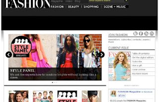 10 Fashion%2BMagazine 10 of the Most Popular Fashion Websites