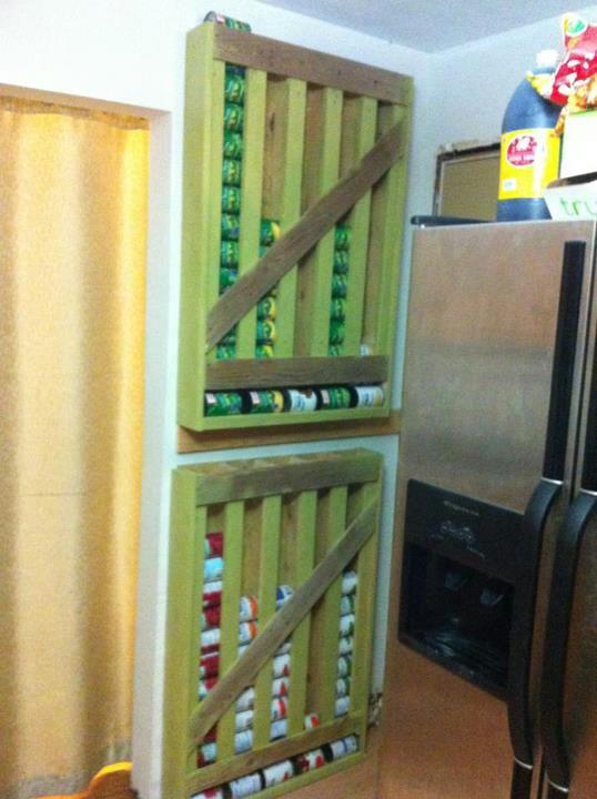 ventana ward provident living food storage solutions part 1. Black Bedroom Furniture Sets. Home Design Ideas