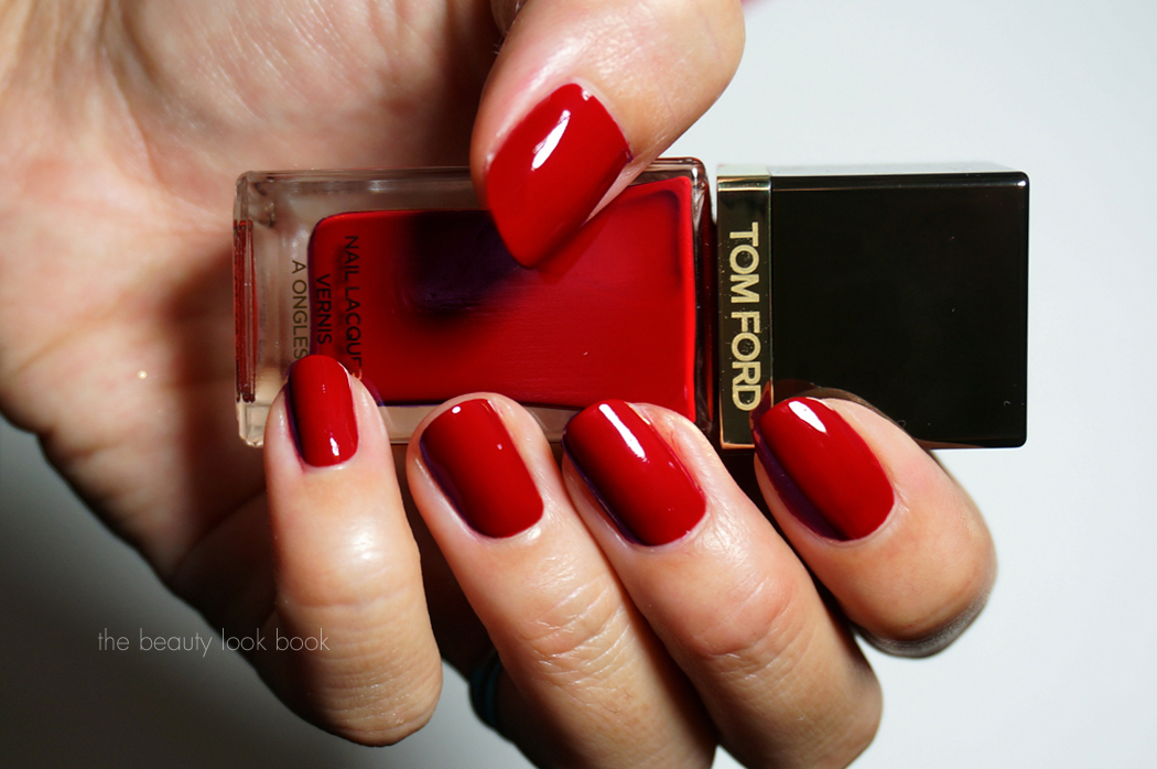 Tom Ford Shameless Nail Lacquer Comparisons   The Beauty Look Book
