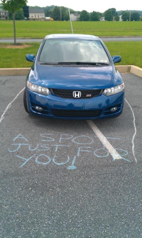 You Cannot Park Better