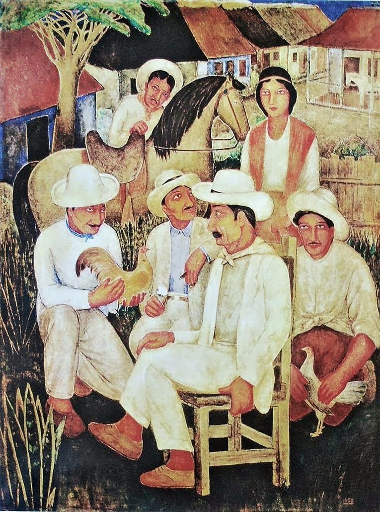 pintores-cubanos-guajiros_eduardo_abela