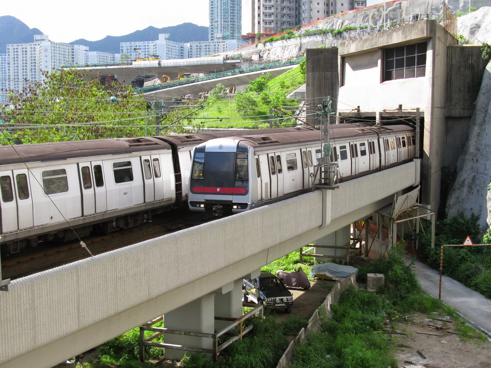 MTR Hong Kong