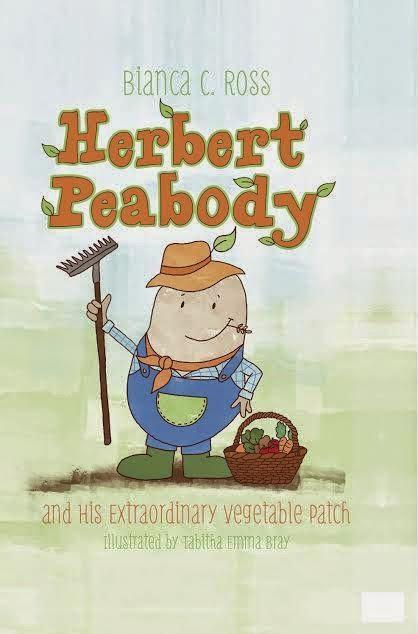 Buzz words june 2014 herbert peabody and his extraordinary vegetable patch fandeluxe Gallery