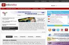 Eduteka: material didáctico online para docentes