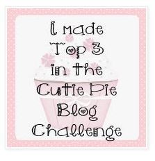 Top 3 Cutie Pie Challenge March 2016