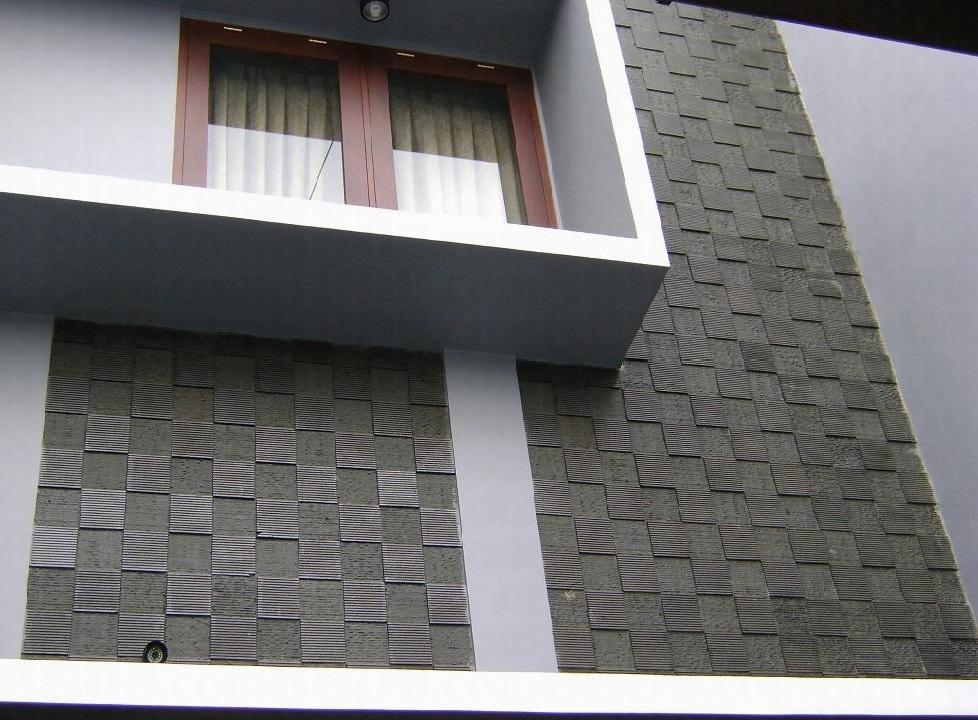 batu alam untuk dinding luar rumah