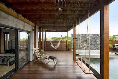 desain teras minimalis terbaik