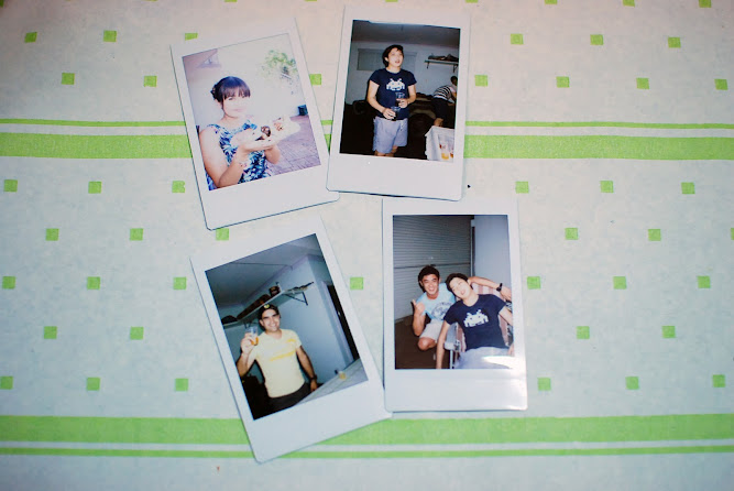 Polaroids Presentation