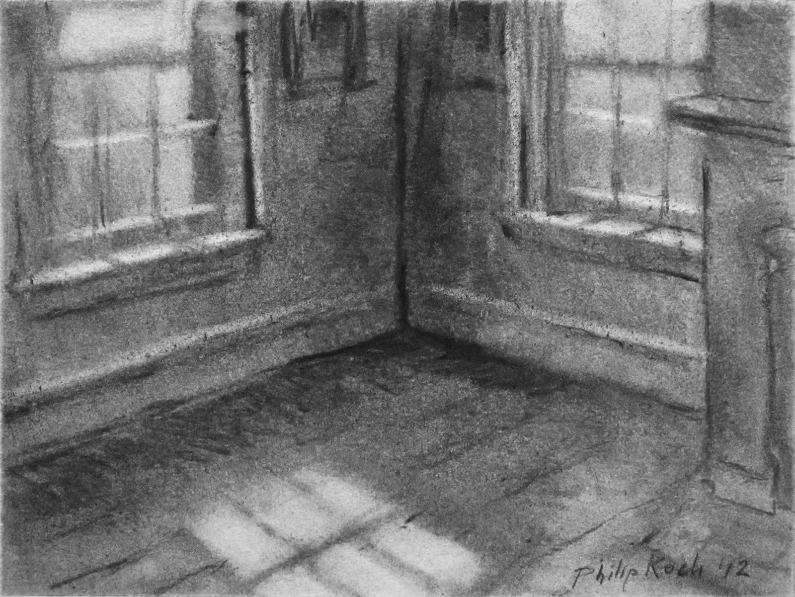 Dark empty room with window - Empty Room Creepy Displaying 15 Images For Big Empty Room Creepy