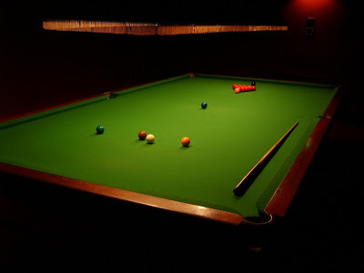Billiards Table Mystery And Strategy Hd Desktop Wallpaper