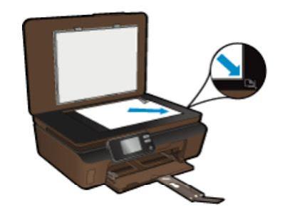 Как расположить документ на сканере